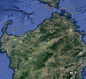 north sardinia