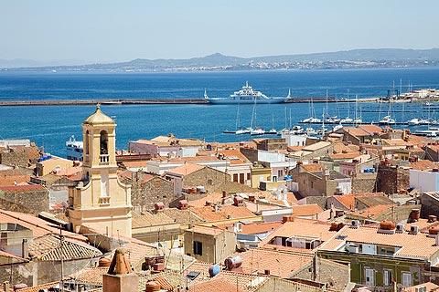 Carloforte-Sardinia Island