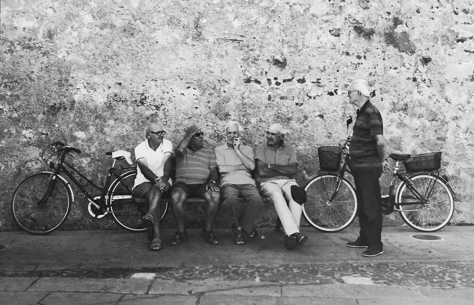 Sardinian centenarians