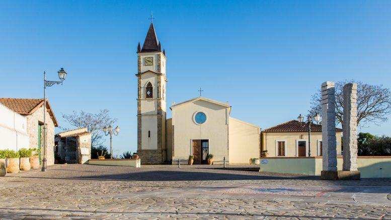 Village in Sardinia