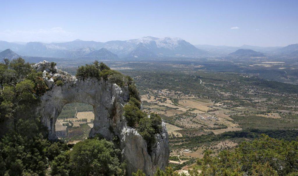 Galtelli, Sardinia by car