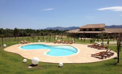 Sardinia resorts - Saludi e Trigu