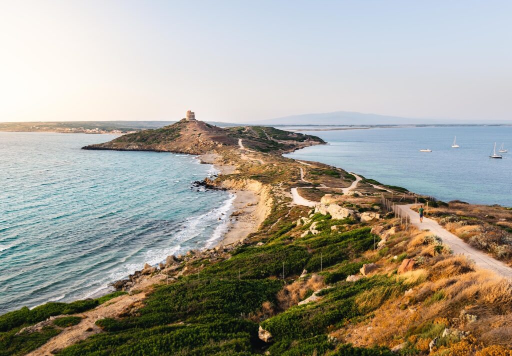 Tharros Sardinia