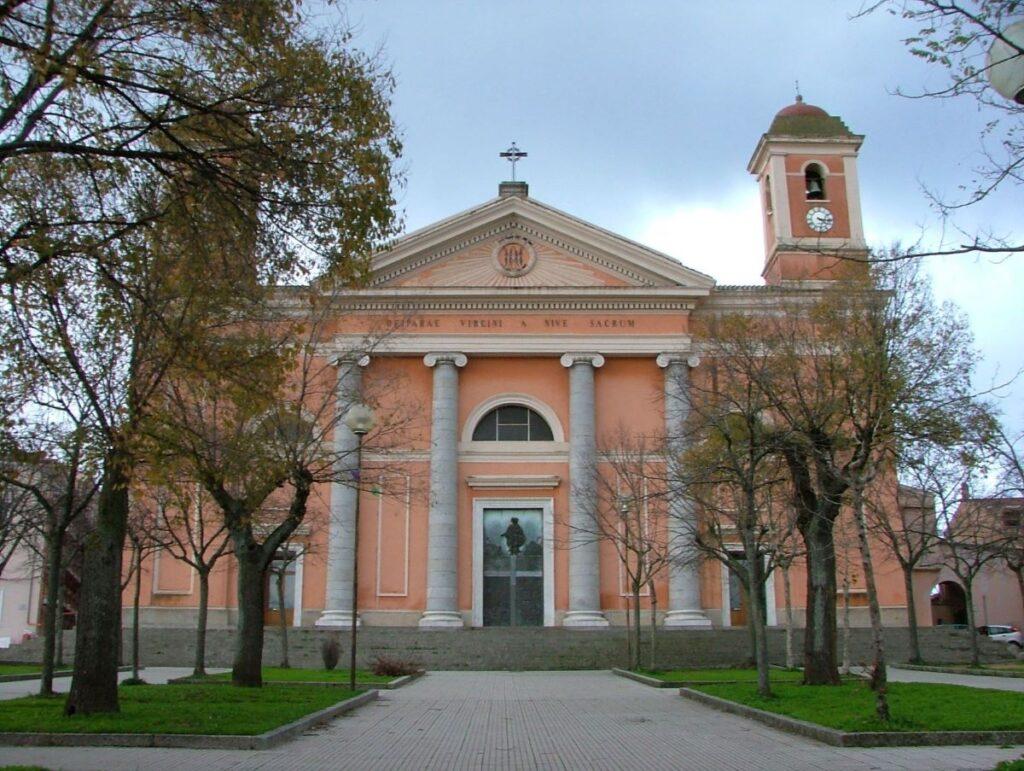 Nuoro Duomo