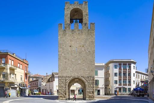 Mariano Tower, Oristano, Sardinia