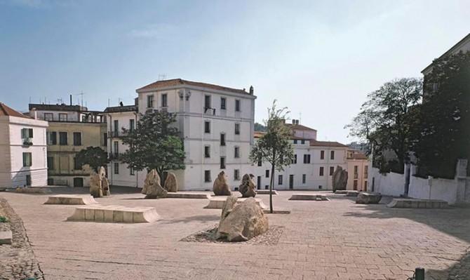Piazza Satta Nuoro