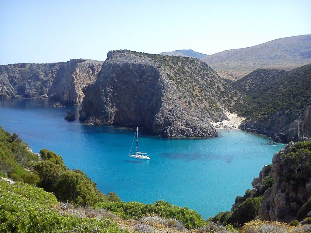 Hikes in Sardinia - Cala Domestica