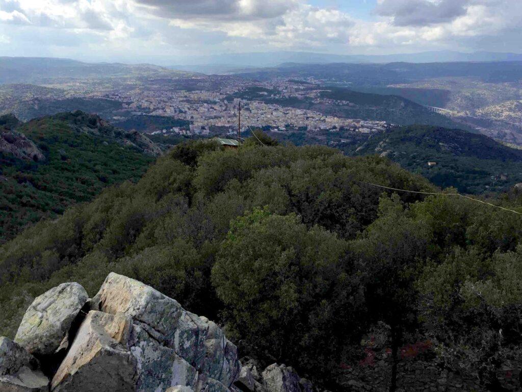Mount Ortobene Nuoro